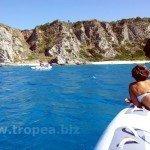 Escursioni in gommone a Tropea